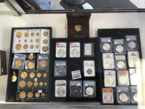 coins marine il
