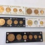 old gold coins marine illinois