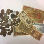 vintage currency marine il