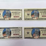 rare currency marine illinois